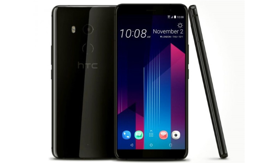 HTC presenta su nuevo buque insignia