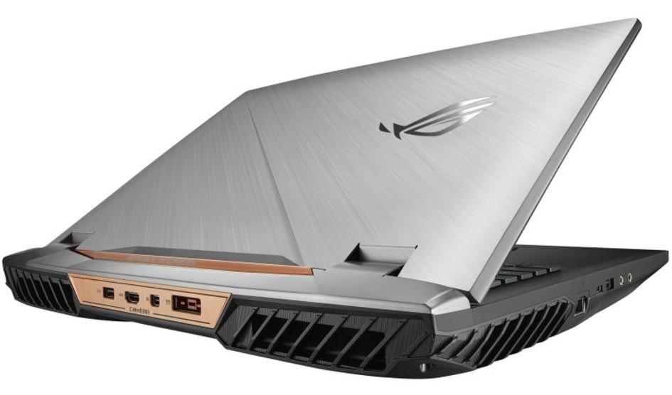 ASUS presenta su nuevo portátil ROG