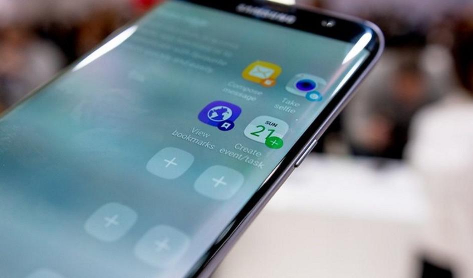 Samsung Bixby desconectado por completo sino se utiliza