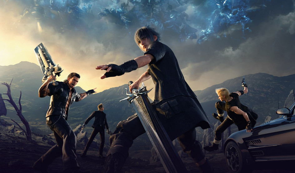 Final Fantasy XV DLC Multiplayer retrasado