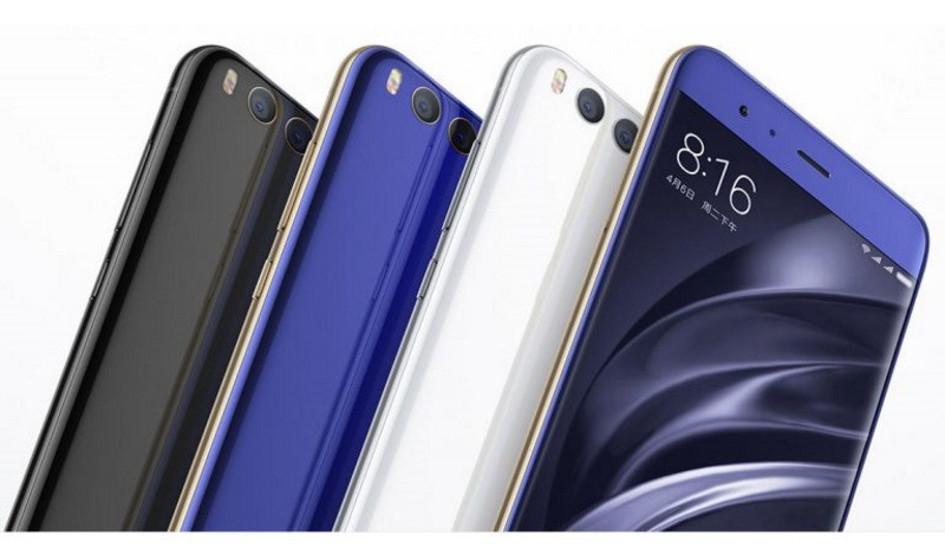 Nueva variante del Xiaomi Mi 6 en desarrollo