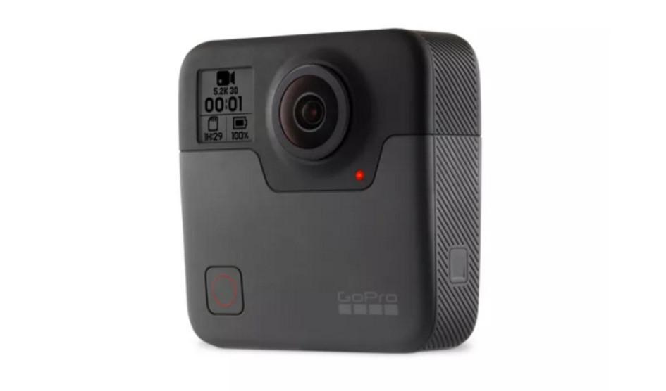 GoPro 360 se conocen más detalles