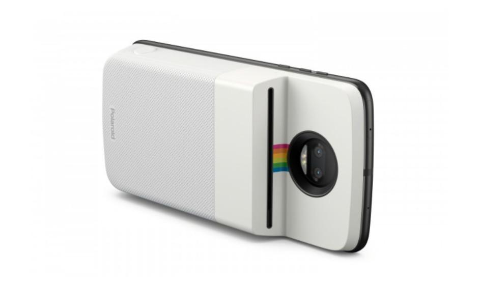 Motorola y Polaroid presentan Insta-Share