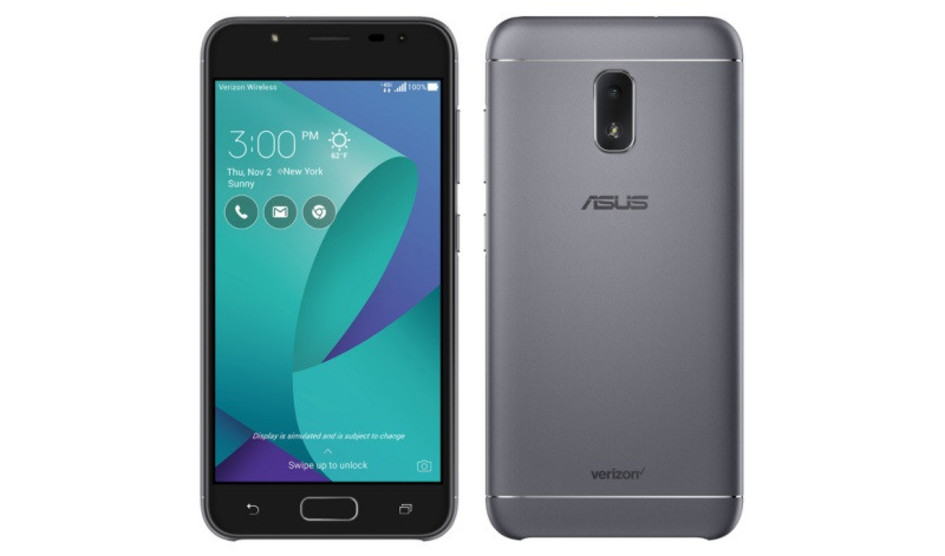 Asus ZenFone V Live en Verizon