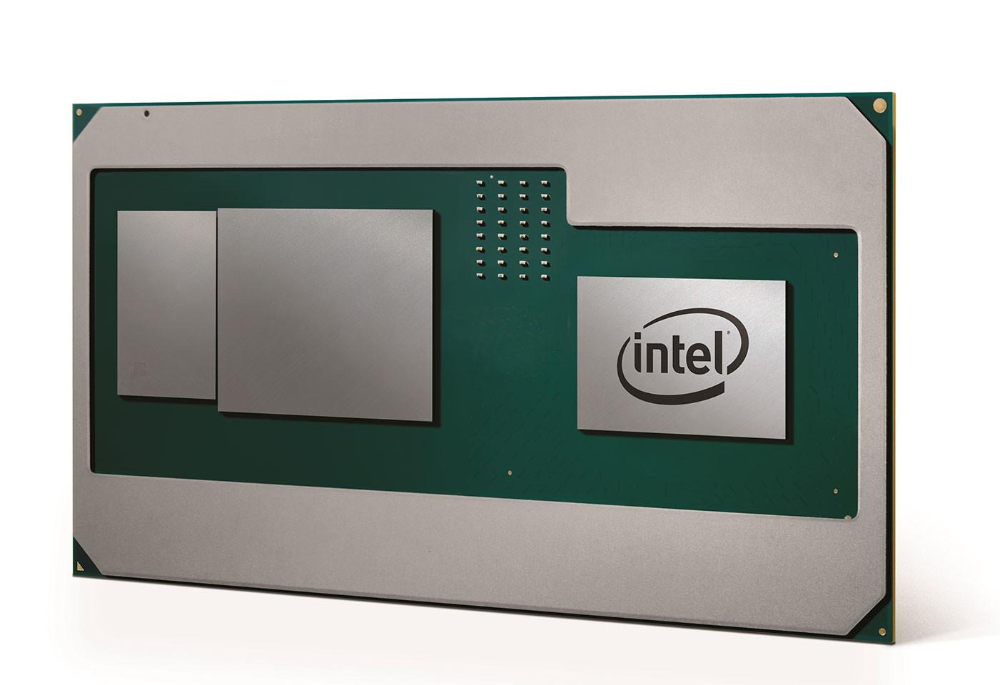 Intel presenta módulos multichip