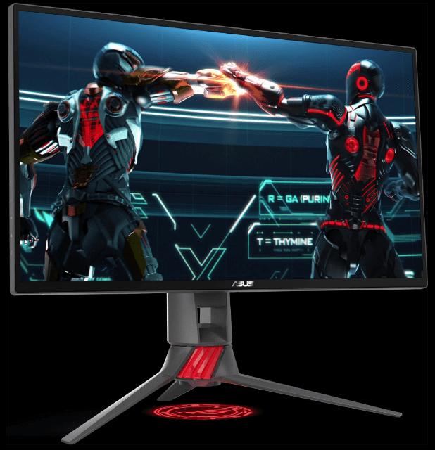ASUS lanza nuevo monitor ROG Strix XG32VQ