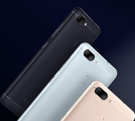 ASUS lanza Zenfone Max Plus (M1)