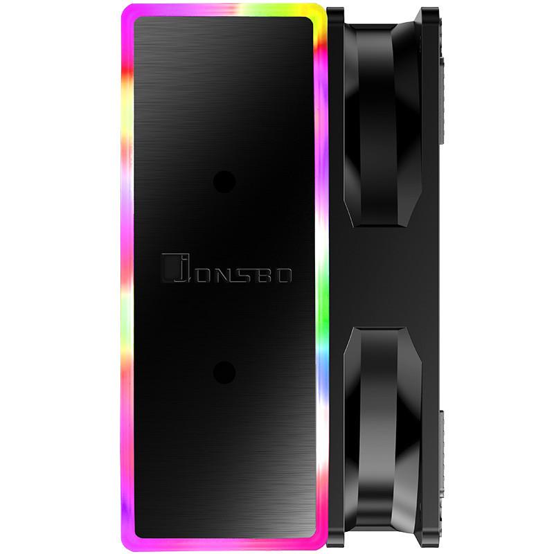 Jonsbo lanza su nuevo disipador CR-601 RGB