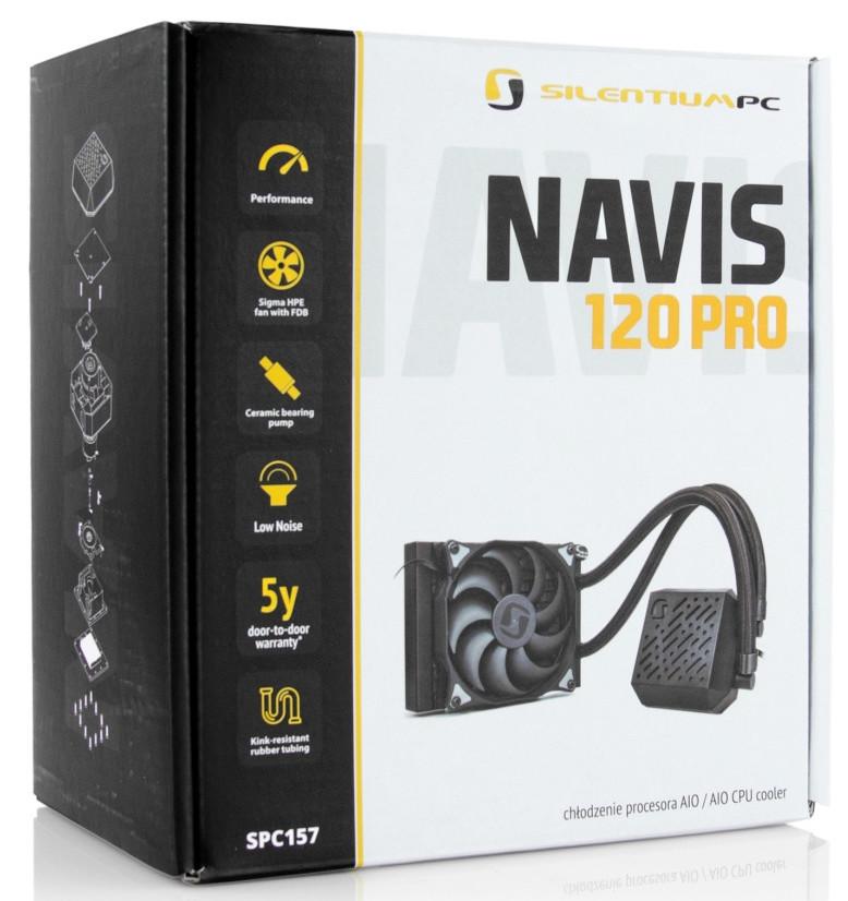 Silentium PC lanza nueva línea de RL Navis Pro