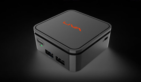 ECS lanza el Mini PC ultracompacto Liva Q