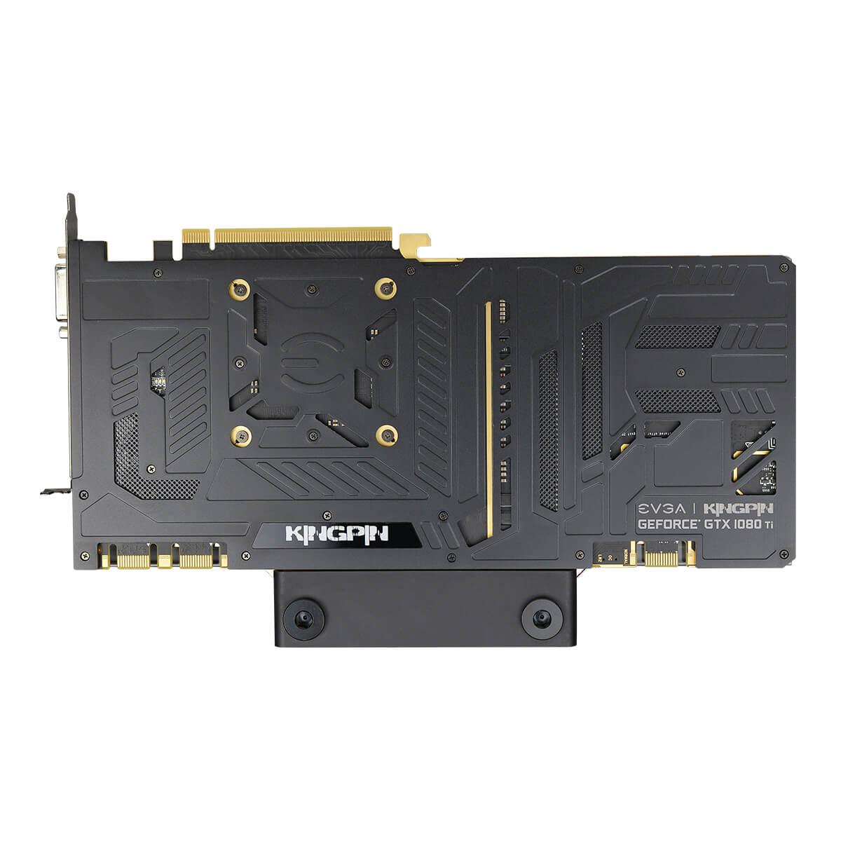 EVGA lanza la GTX 1080 Ti K|NGP|N Hydro Copper