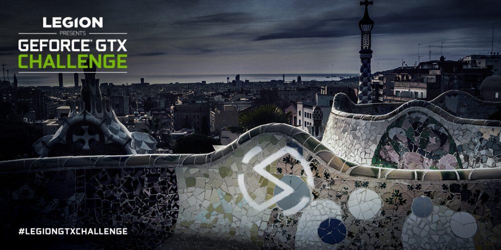 NP: Lenovo Legion presenta GeForce GTX Challenge: España luchará por ser la campeona europea de los videojuegos