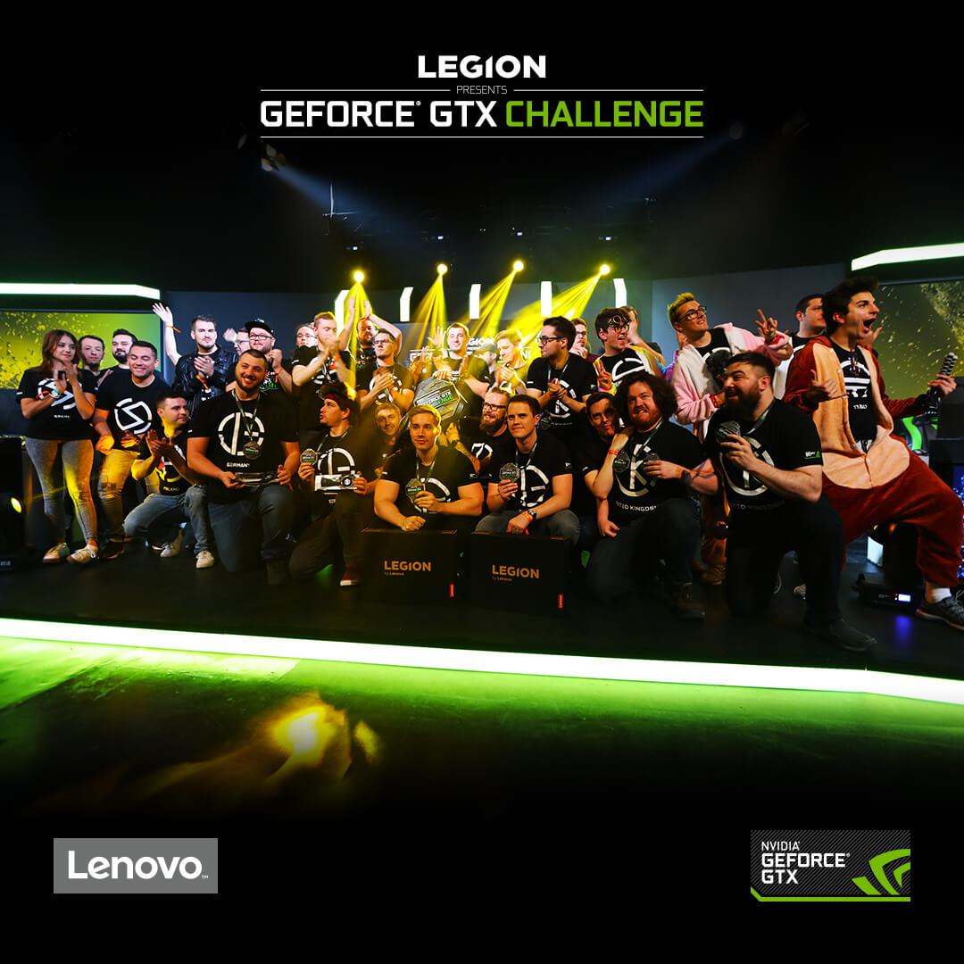 NP: Alemania gana el Lenovo Legion GTX Challenge 2017