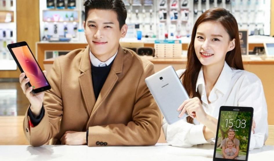 Samsung lanza Galaxy Tab A con botón Bixby