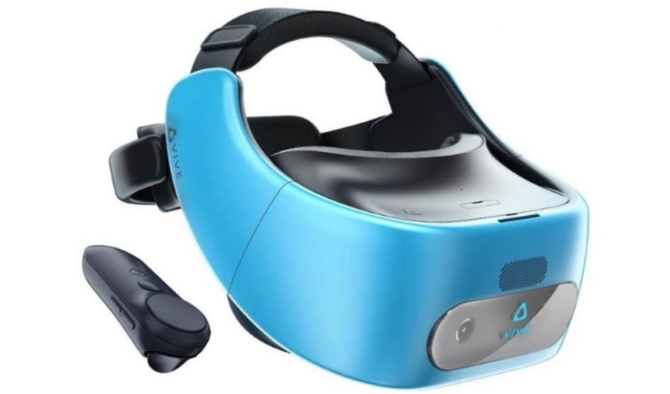 HTC Vive Focus ya es oficial