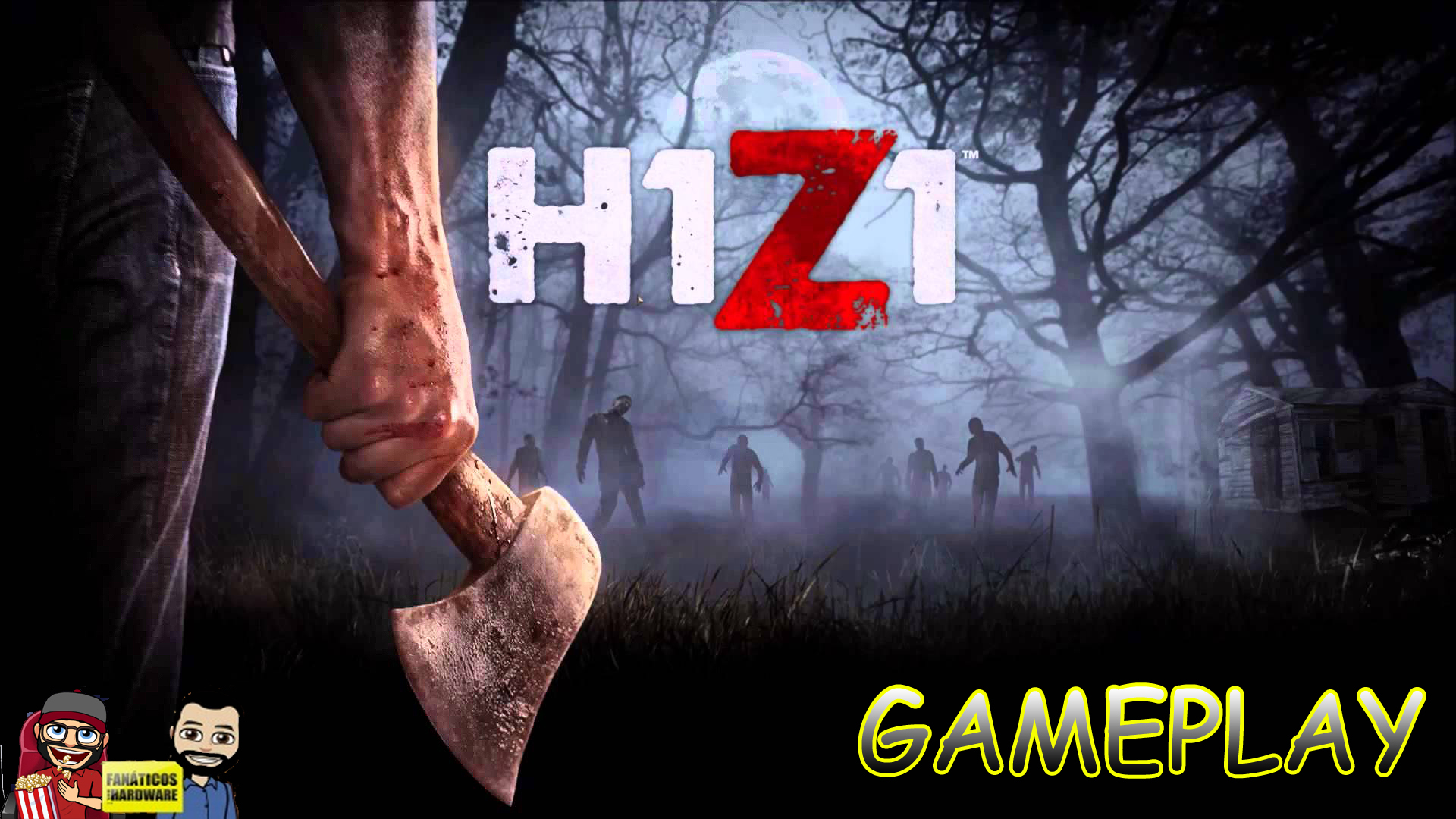 GamePlay: H1Z1
