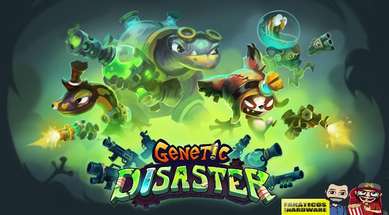 GamePlay: Genetic Disaster