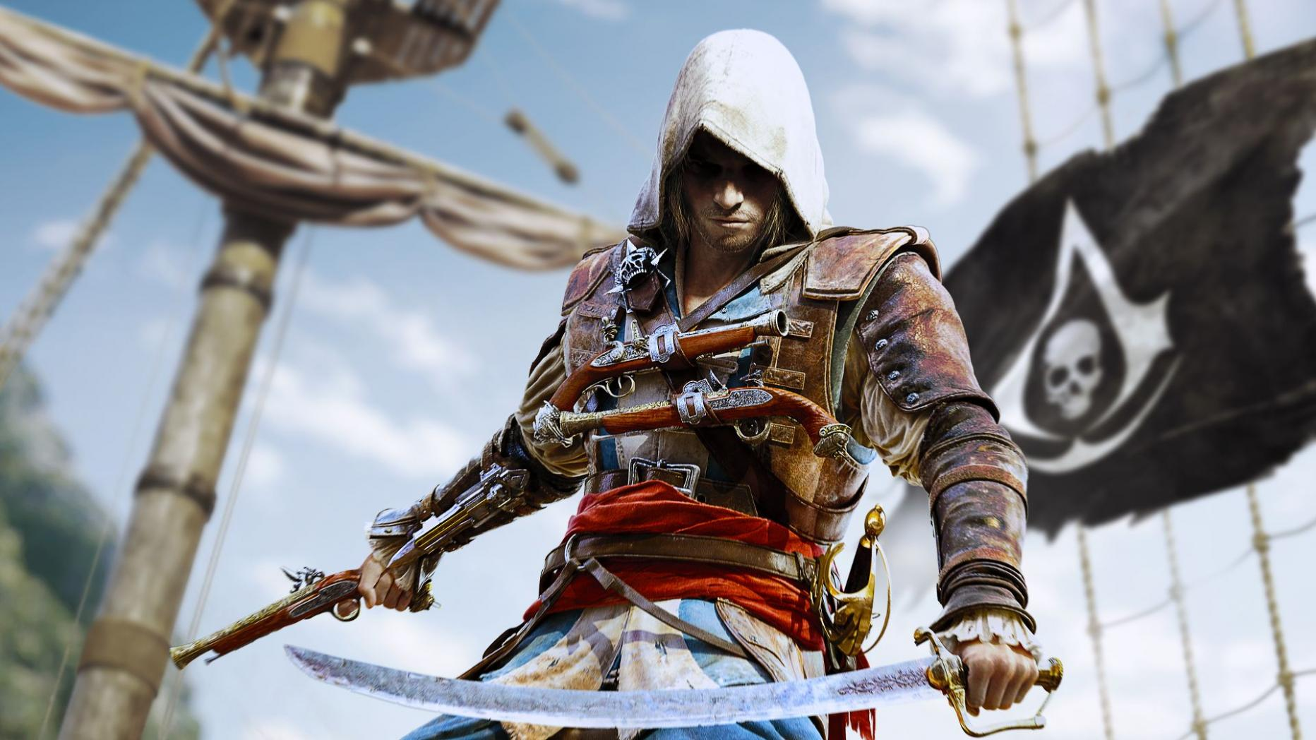 Ubisoft ofrece gratuitamente Assassin's Creed IV: Black Flag en PC