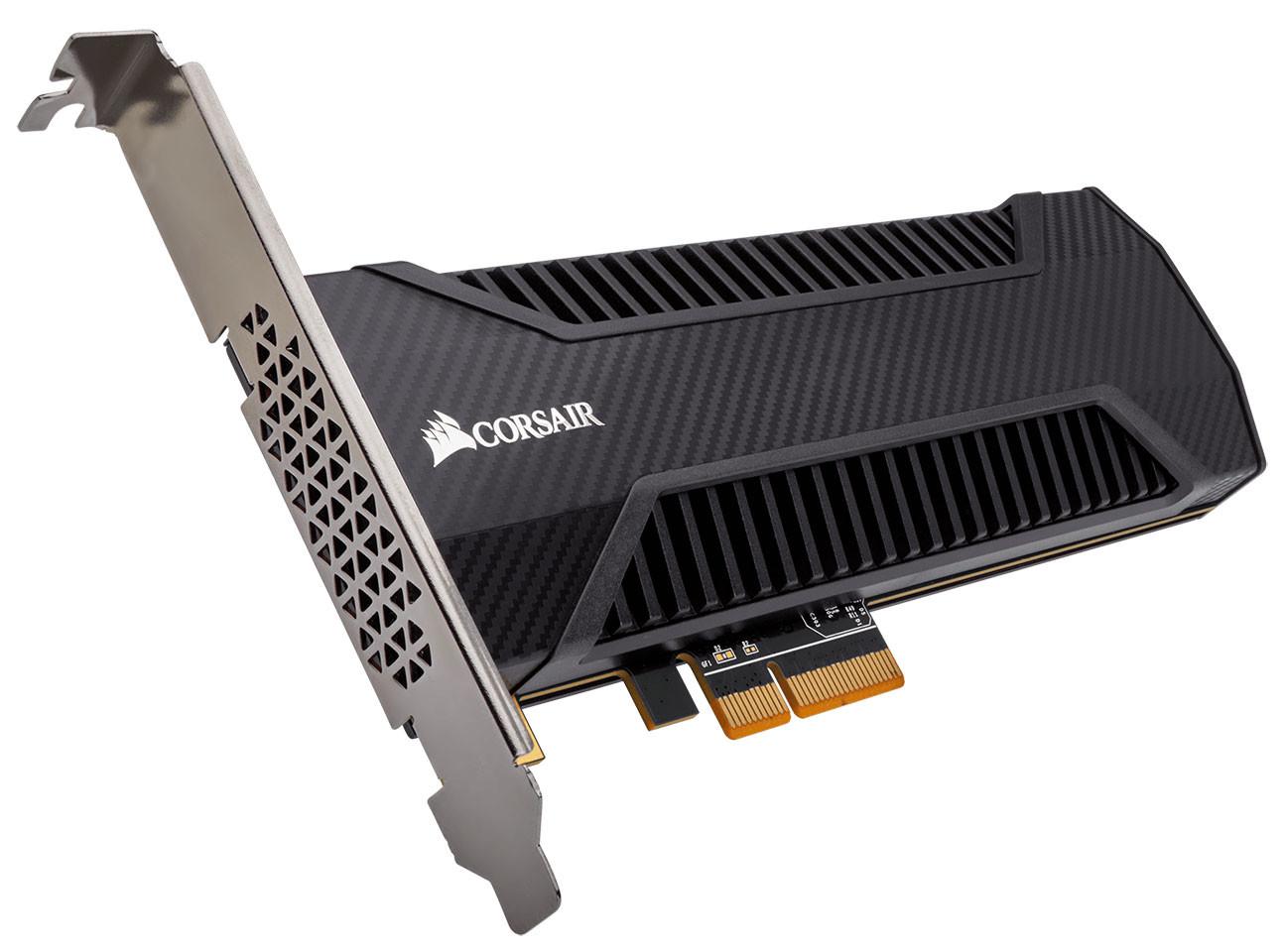 Corsair lanza Neutron NX500 PCIe SSD de 1600 GB