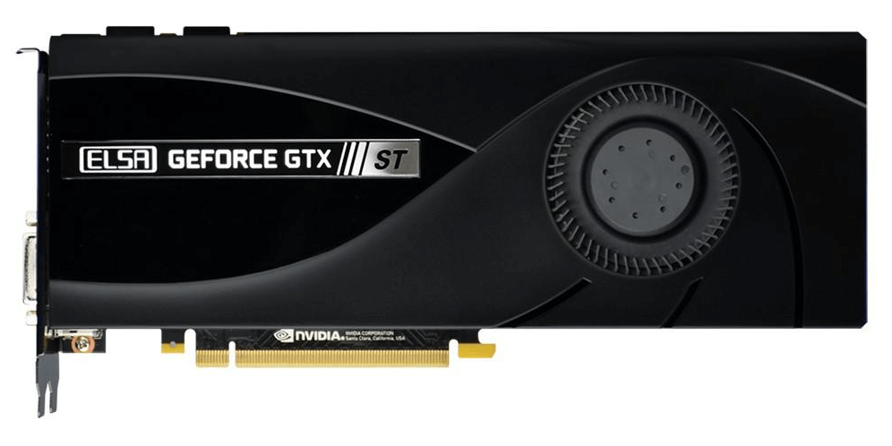 ELSA lanza GeForce GTX 1080 Ti 11GB ST