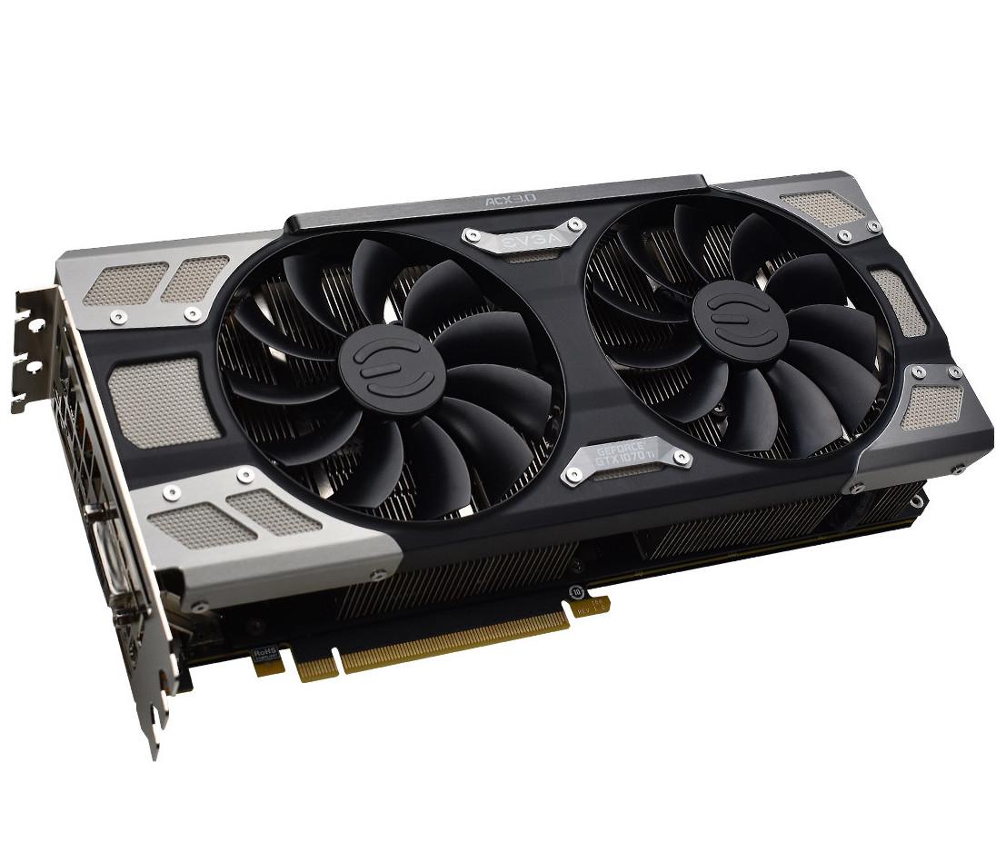 EVGA lanza su GeForce GTX 1070 Ti FTW Ultra Silent