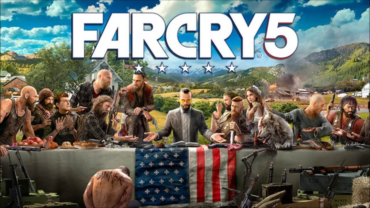Far Cry 5 dispone de un nuevo e impresionante trailer