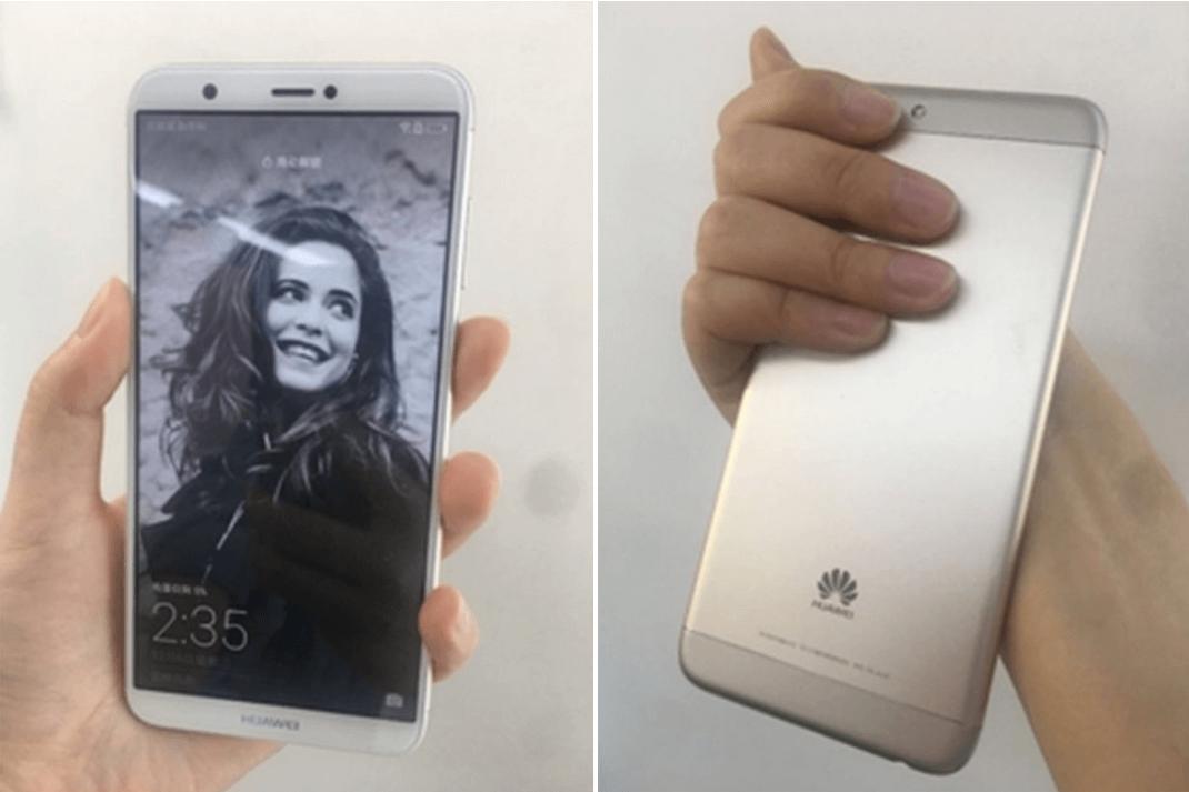 Huawei Enjoy 7S avistado
