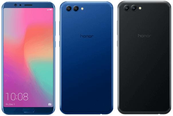Huawei Honor 7X llega a Europa, el V10 en Enero