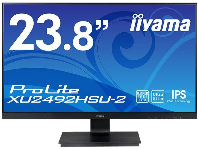 Iiyama lanza su nuevo monitor ProLite XU2492HSU-2