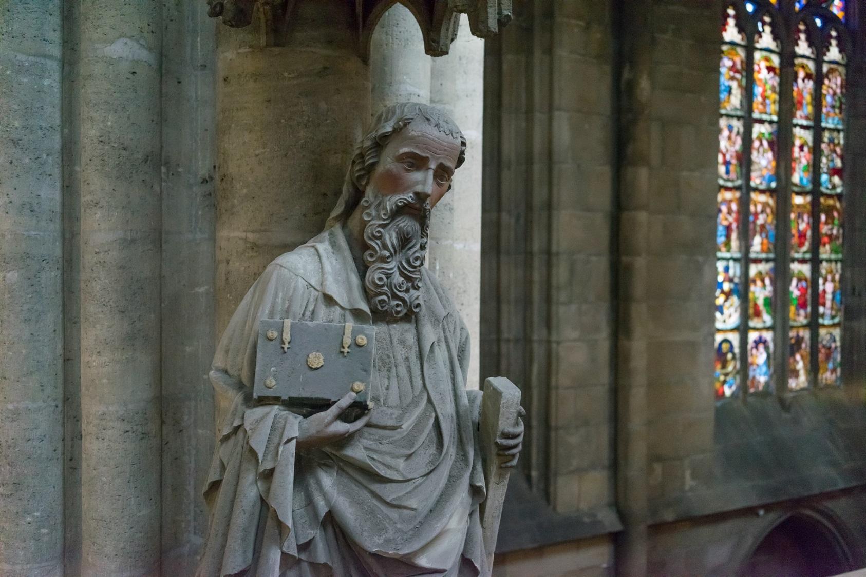 NP: Caso práctico: Los drones Intel Falcon 8+ sirven de ayuda para las labores de conservación de una catedral alemana del siglo XV