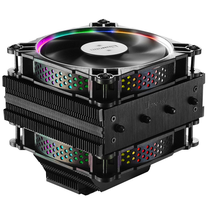 Jonsbo lanza su nuevo disipador CR-301 RGB
