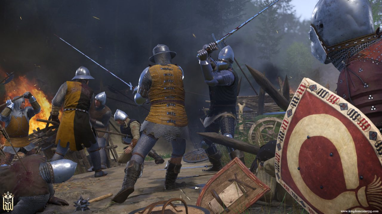 Kingdom Come: Deliverance dispone de un nuevo e impresionante vídeo gameplay