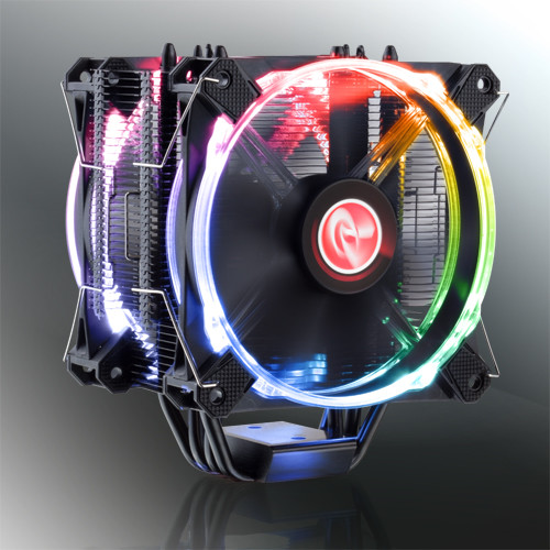 Raijintek lanza su nuevo disipador Leto Pro RGB