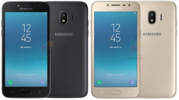 Samsung Galaxy J2 (2018) avistado