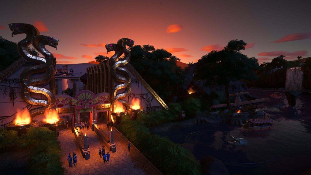 NP: Ya está disponible el Adventure Pack de Planet Coaster