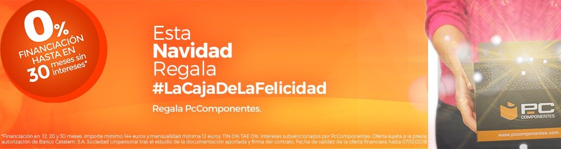 Ofertas: Gaming Days en PCComponentes