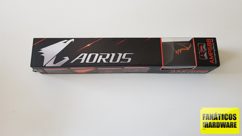 Review: GIGABYTE AORUS AMP500