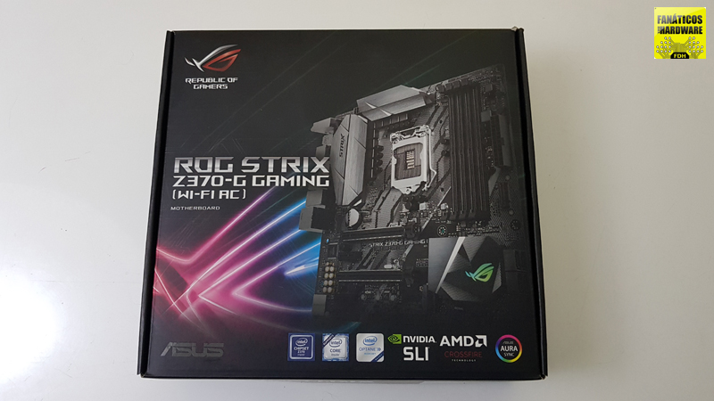 Review: ASUS ROG STRIX Z370-G GAMING (WI-FI AC)