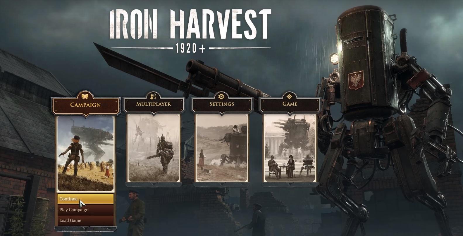 King Art Games nos muestran un gameplay de Iron Harvest