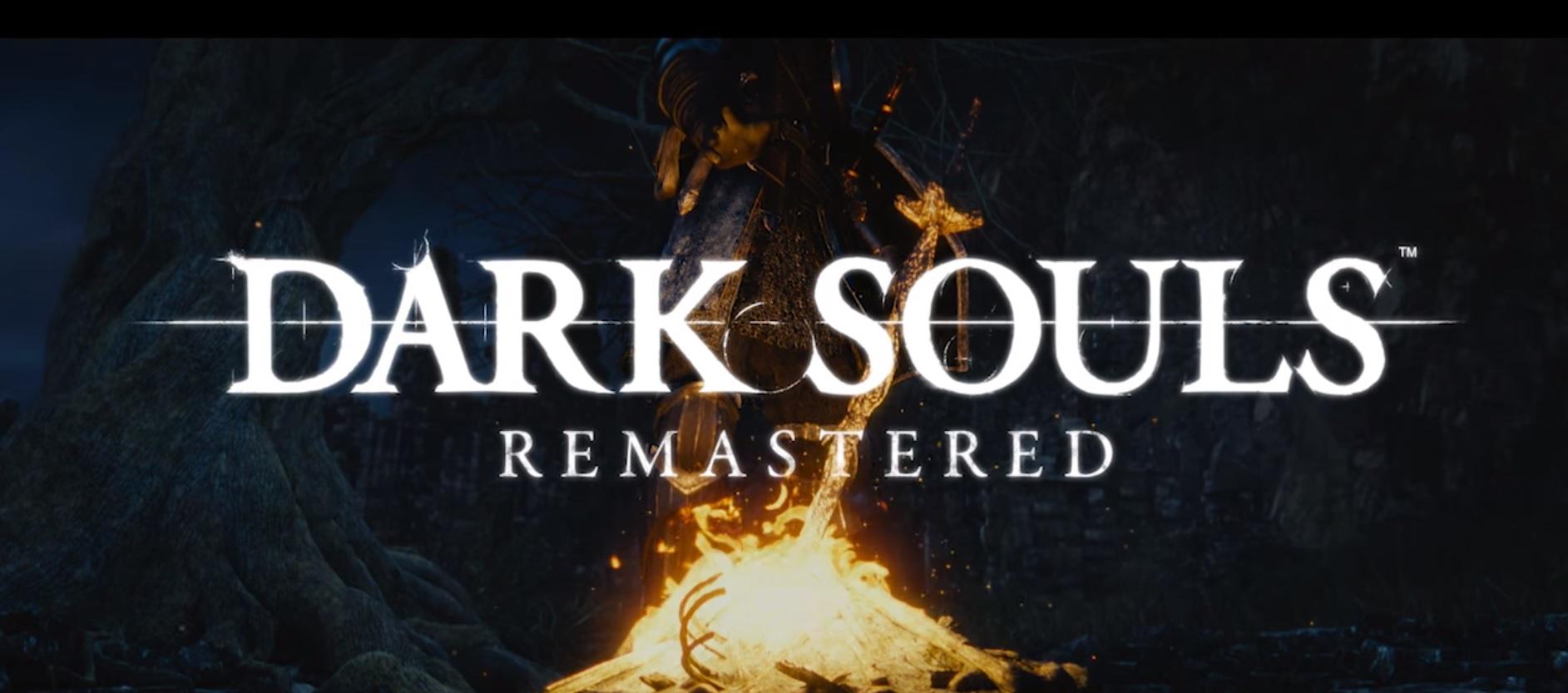 Dark Souls Remastered ya dispone de trailer oficial