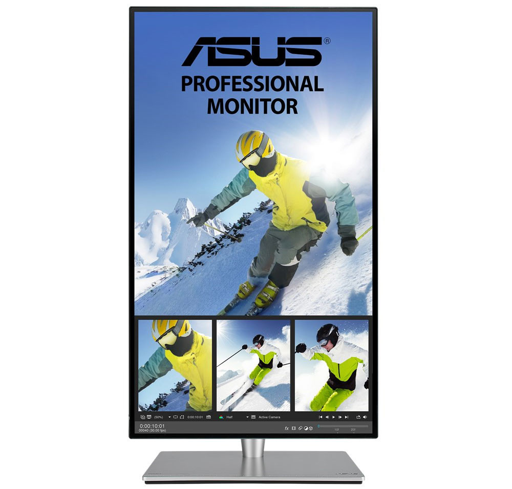 ASUS lanza su nuevo monitor ProArt PA27AC