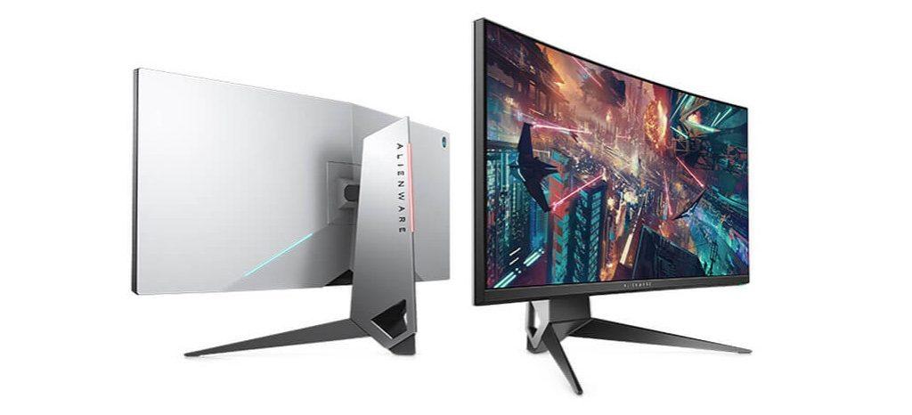 CES2018: Alienware lanza su nuevo e imponente monitor AW3418HW