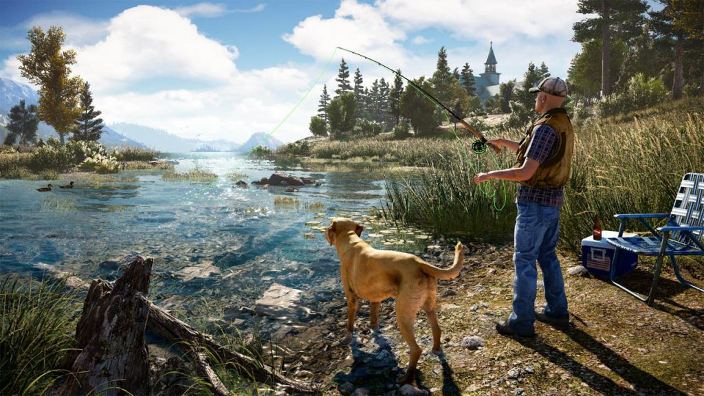 Far Cry 5 ya dispone de requisitos en PC