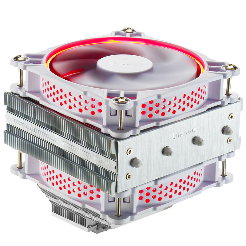 Jonsbo lanza el disipador CR-301 White Edition