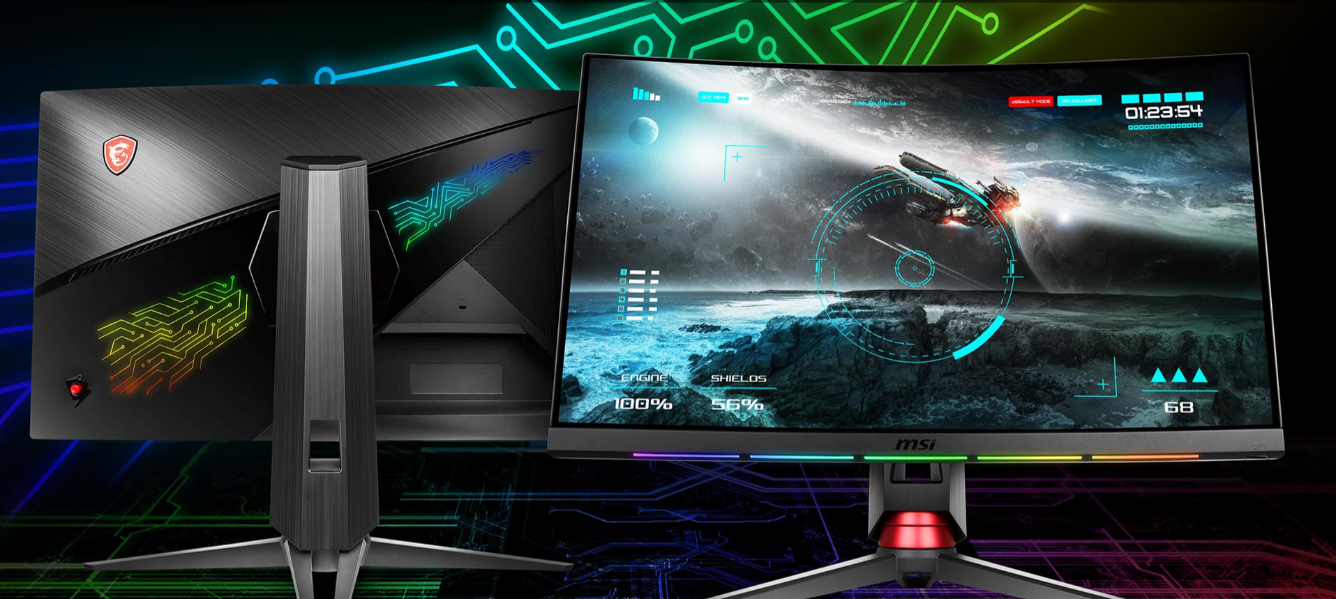 MSI lanza su nuevo monitor gaming Optix MPG27CQ