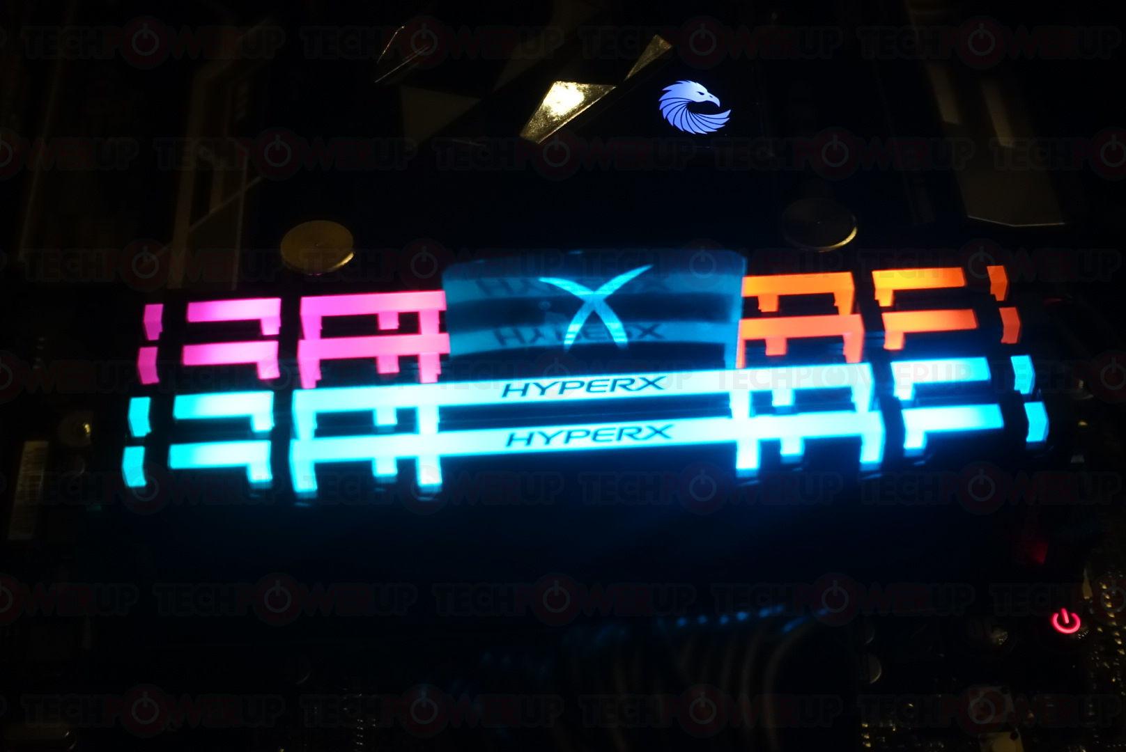 CES2018: HyperX Predator DDR4 RGB, avistadas
