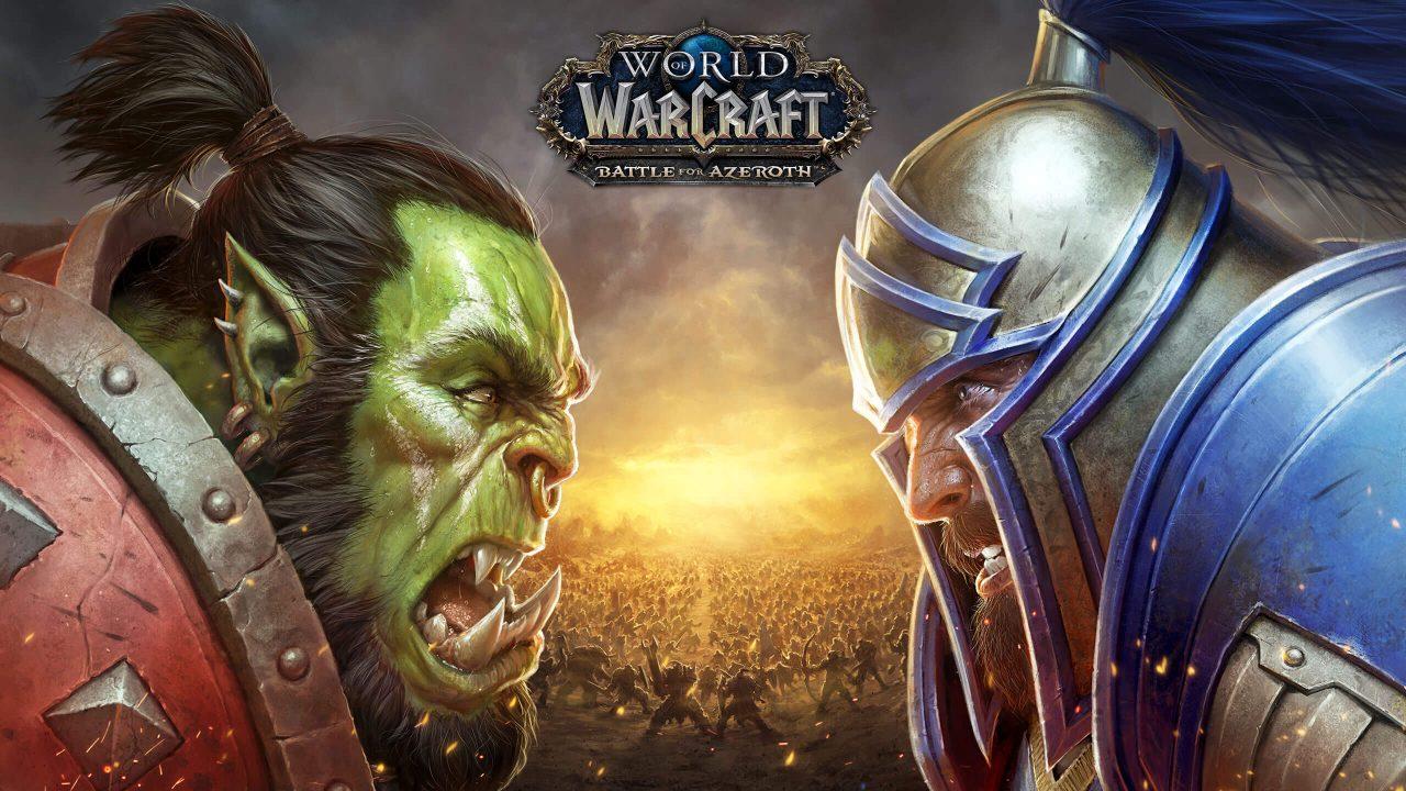 NP: Battle for Azeroth™ llega este verano a World of Warcraft® — precompra ahora y prepárate para la guerra
