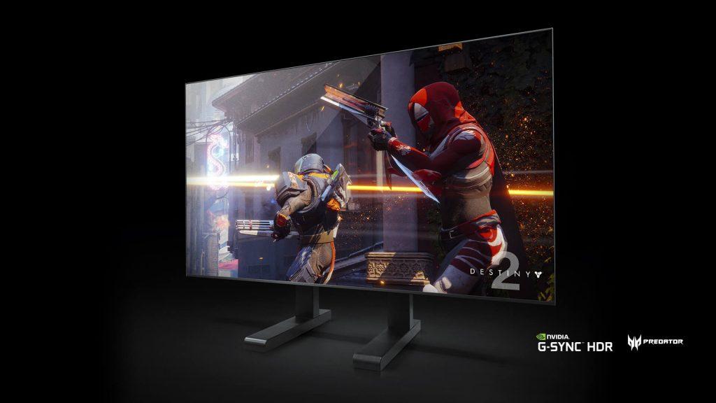NP: CES 2018 - NVIDIA presenta una nueva línea de monitores gaming de gran formato