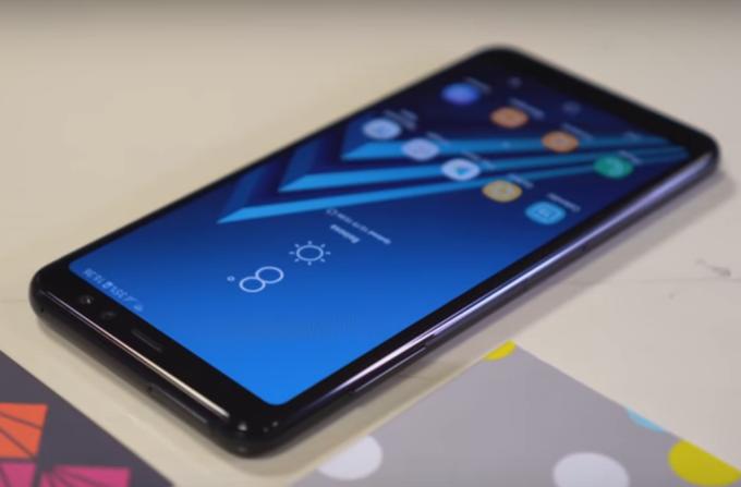 Samsung Galaxy S8/S8+ y Galaxy A8 (2018), empiezan las actualizaciones