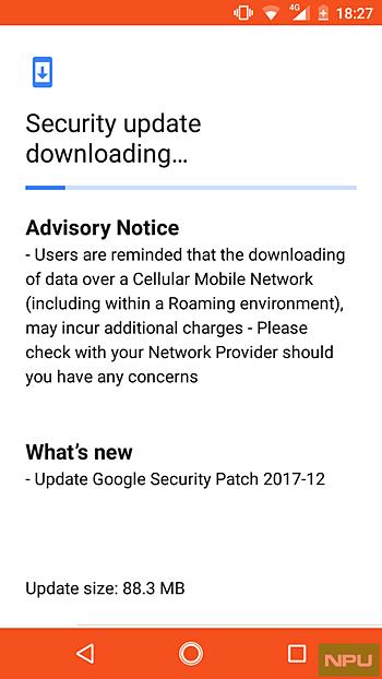 Nokia 2 recibe nueva actualización